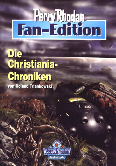 Coverabbildung DIE CHRISTIANIA-CHRONIKEN